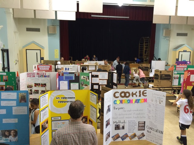 2016 Science Fair Overview